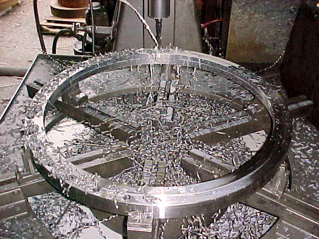 Large Diameter Flange Manufacturing
